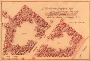 Map of Mahoney Park j